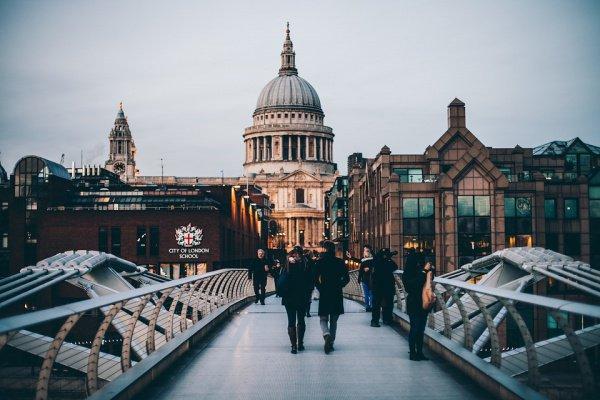 В результате на первой позиции среди 25 лучших направлений попал Лондон