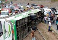 Не менее 9 человек погибли в ДТП в Бангладеш
