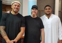 Известный новозеландский спортсмен принял ислам
