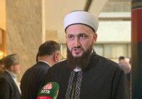 Муфтий РТ ответил на вопросы чеченских СМИ