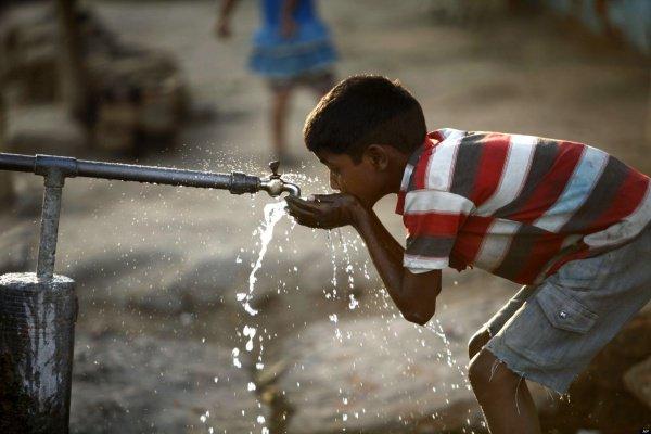 Египет продолжает испытывать проблемы с питьевой водой.