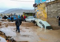 До 44 возросло число жертв наводнений в Иране