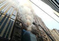 25 человек погибли при пожаре в офисной высотке в Бангладеш
