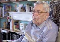 111-летний мужчина из Великобритании раскрыл секрет долголетия