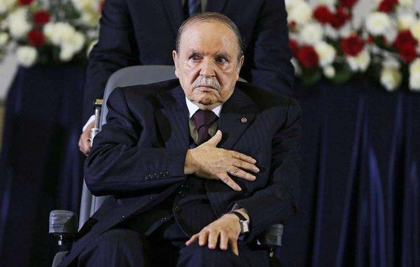 Абдельазиз Бутефлика.