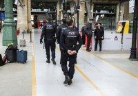 Житель Франции «заминировал» вокзал, чтобы успеть на поезд