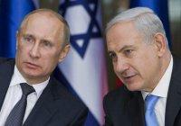Путин и Нетаньяху обсудили урегулирование на Ближнем Востоке