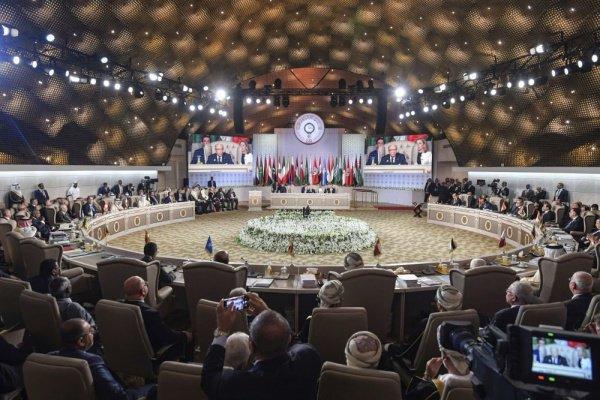 Саммит ЛАГ в Тунисе.