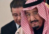 Король Салман: палестинский вопрос для Саудовской Аравии – один из приоритетных