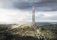 Высочайшее здание в Европе строят в Дании