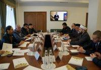 Муфтий Татарстана принял делегацию из ОАЭ