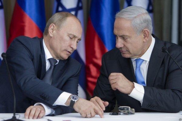 Нетаньяху опять едет к Путину в Москву