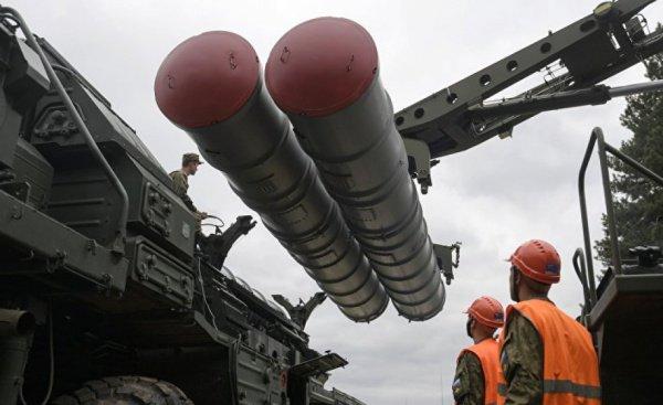 Анкара закупит российские ЗРК С-400 до октября текущего года.