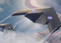 В НАСА создали крыло самолета, меняющееся в полете