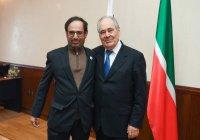 Шаймиев встретился с главой Всемирного совета мусульманских сообществ