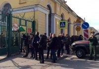 В Минобороны раскрыли подробности взрыва в военной академии в Петербурге