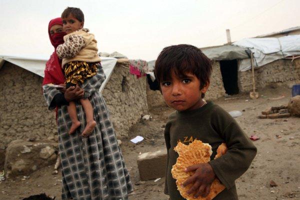 Больше всего от бедности страдает население сельских районов.