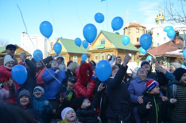 «Давай дружить!»  - особенный праздник для особенных детей (ФОТОРЕПОРТАЖ)