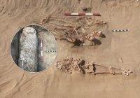Нетронутые мумии возрастом более 5 тысяч лет нашли в Египте