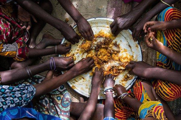 В ООН назвали число голодающих в мире