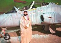 В Саудовской Аравии собрали первый самолет