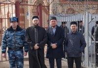 Муфтий встретился с осужденными ИК-5 в Зеленодольском районе