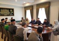 В ДУМ РТ под председательством муфтия состоялось заседание Совета улемов