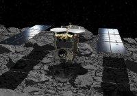 Японский зонд сбросит на астероид бомбу