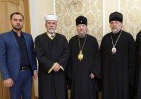 Муфтий Крыма пожертвовал миллион на строительство монастыря