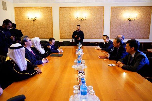 В МИД РФ обсудили проблематику межрелигиозных отношений и противодействия экстремизму.