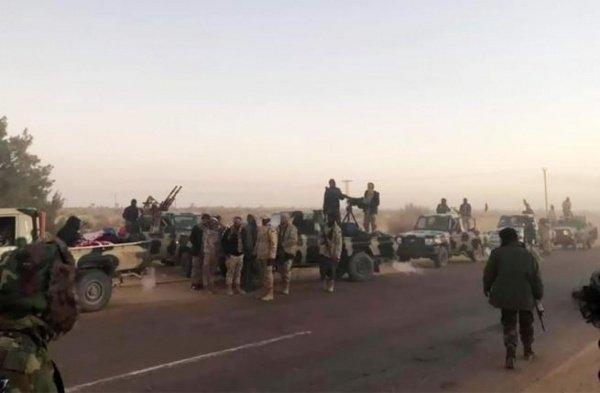 В Ливии может вспыхнуть новая гражданская война.