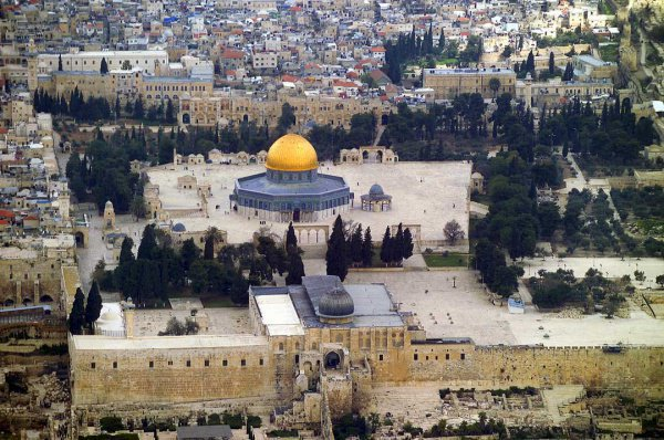 Статус Иерусалима - один из главных моментов палестино-израильского конфликта.