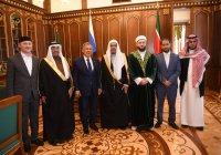 Президент РТ встретился с генсеком Всемирной исламской лиги