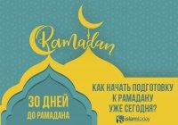 К приходу долгожданного гостя – месяца Рамадан