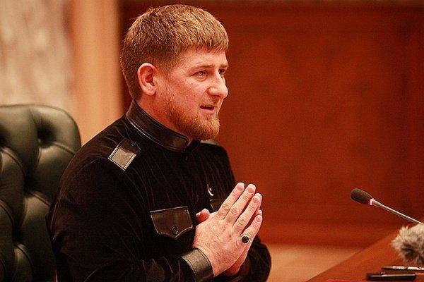 Инаугурация Кадырова в должности главы Чечни состоялась 5 апреля 2007 года.