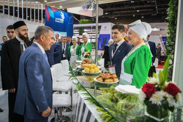 Муфтий РТ участвует в Ежегодном инвестиционном форуме в Дубае (ФОТО)