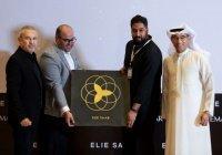 В Дубае заложена первая звезда на аллее славы