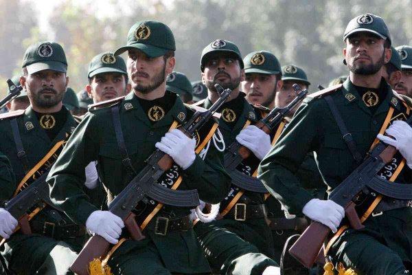 КСИР официально входит в структуру ВС Ирана.