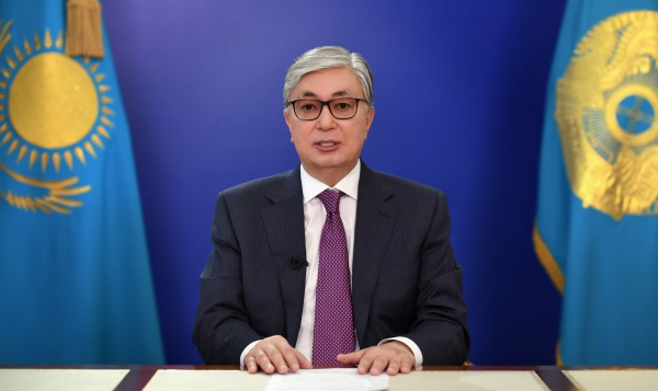 Касым-Жомарт Токаев назвал дату выборов президента Казахстана.