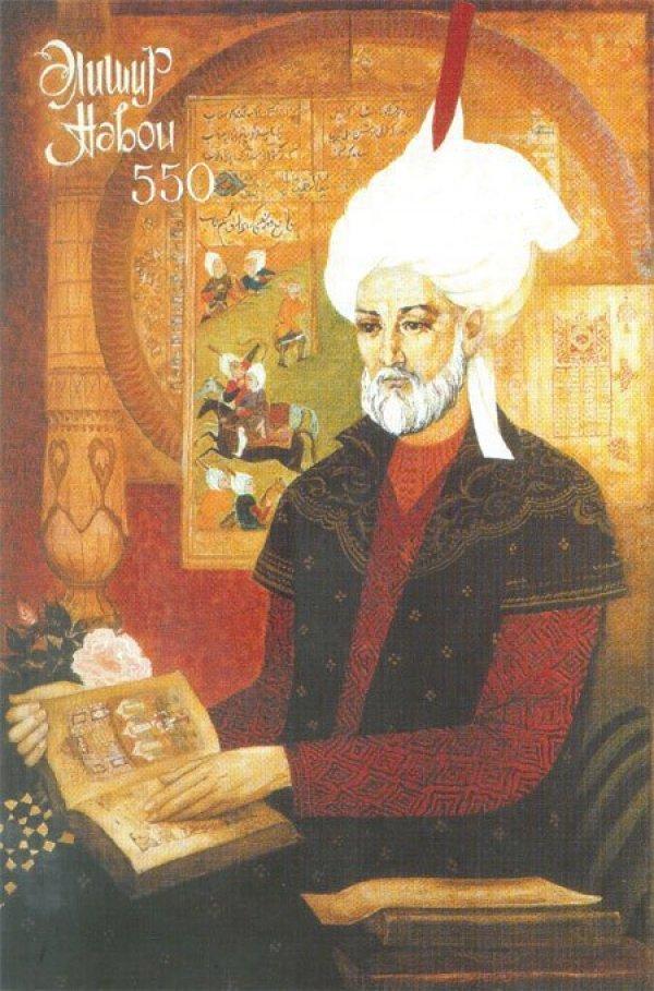Жизнь и творчество одного из самых выдающихся поэтов Востока