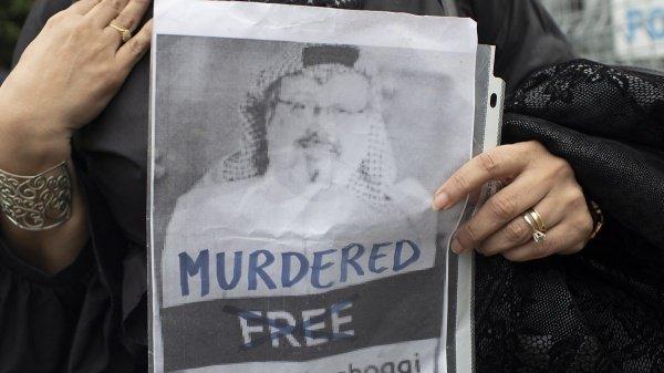 Расследование убийства Джамаля Хашкаджи продолжается.