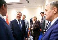 Парламентарии России, Ирана и Турции обсуждают Сирию