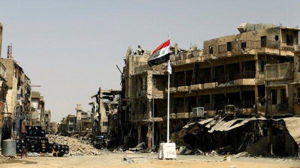 Бахрам Салех обсудил с Михаилом Богдановым восстановление Ирака.