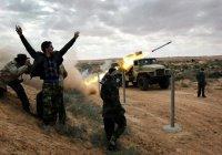 В Ливии растет число жертв боевых действий