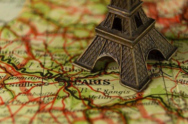 29% респондентов признались, что столица Франции их ожиданий не оправдала