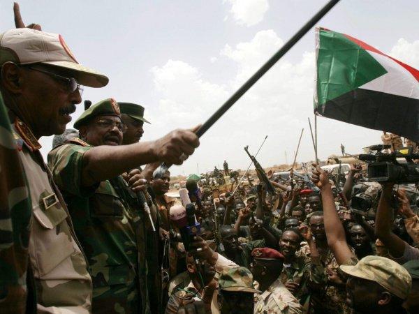 В Судане - государственный переворот.