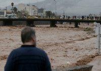 В Иране из-за наводнения эвакуируют 60 тысяч человек