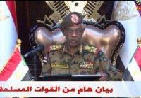 В Судане приостановлено действие конституции