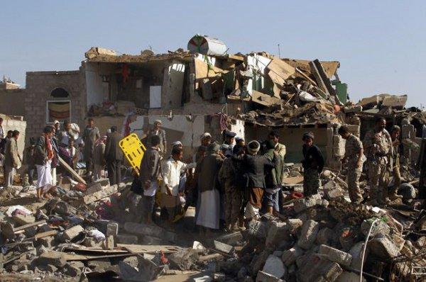 Пятый год войны в Йемене