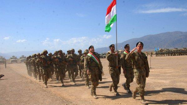 Весенний призыв стартовал в Таджикистане.